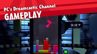 The Next Tetris: On-Line Edition Gameplay (Dreamcast) | HD
