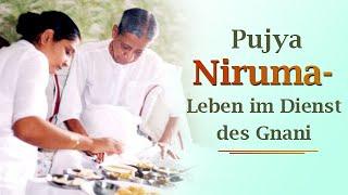 Pujya Niruma - Leben im Dienst des Gnani