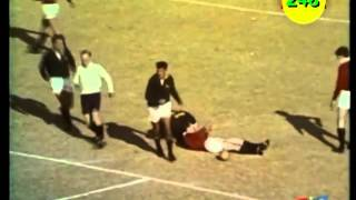 Springbok Try Nr: 248 - Mannetjies Roux (1968 - British Lions, 4th Test, Ellis Park)