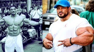 When Beast Bodybuilder Roelly Winklaar Goes Out In Public To Have Fun