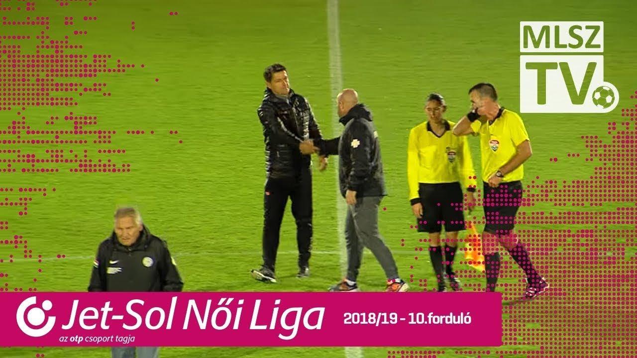FTC-Telekom - MLE | 3-0 | JET-SOL Liga | 10. forduló | MLSZTV