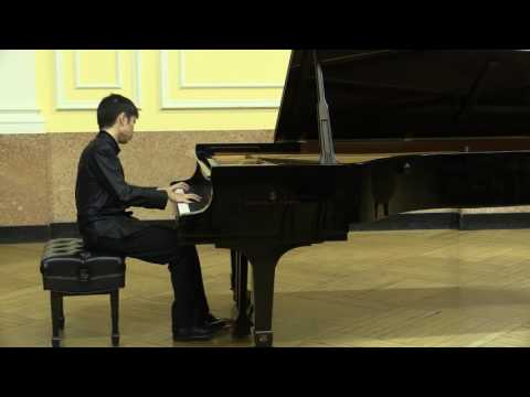 Prokofiev: Sonata No. 7 in B-flat major, Op. 83 (Tony Yike Yang)
