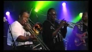 Fred Wesley Group - Four Play - France 2003