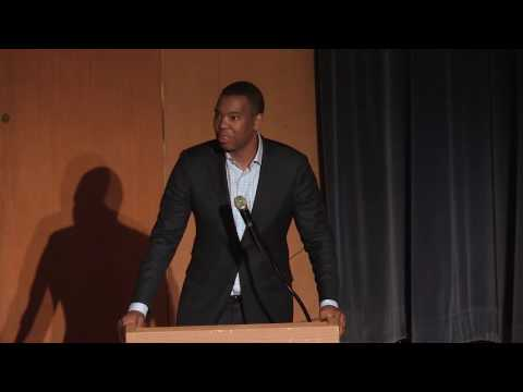 """Ta- Nehisi Coates - """"Between the World and Me"""" 2017 Zengerle Lecture"""