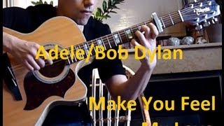 Adele / Bob Dylan - Make You Feel My Love ( guitar cover arrangement Ulli Bögershausen/Sungha Jung )