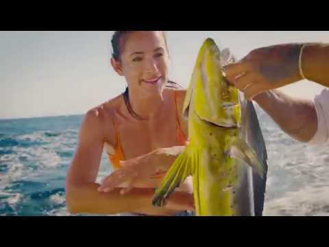 Fishing in Aruba for Travel Channel