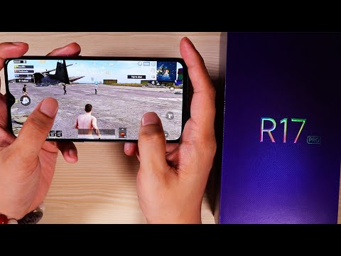 OPPO R17 Pro Unboxing - Pubg, Battery, Camera