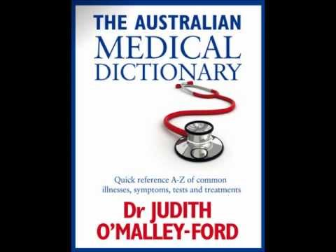 The Australian Medical Dictionary - Book Trailer