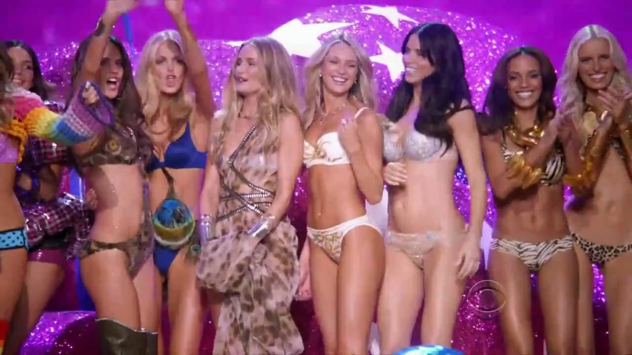 Victoria S Secret Fashion Show Clips
