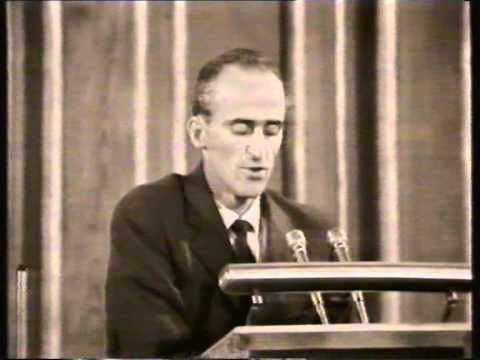 Norsk Politikk fra 1950 til 1990