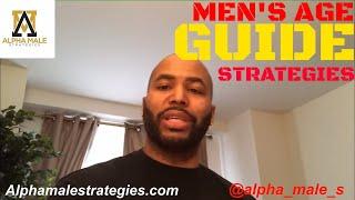 Men's Age Guide Strategies