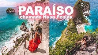 NUSA PENIDA: AS PRAIAS MAIS LINDAS DA INDONÉSIA! #EP17   Prefiro Viajar