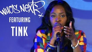 TINK, DETROIT CHE, & ASIA SPARKS ON WHO