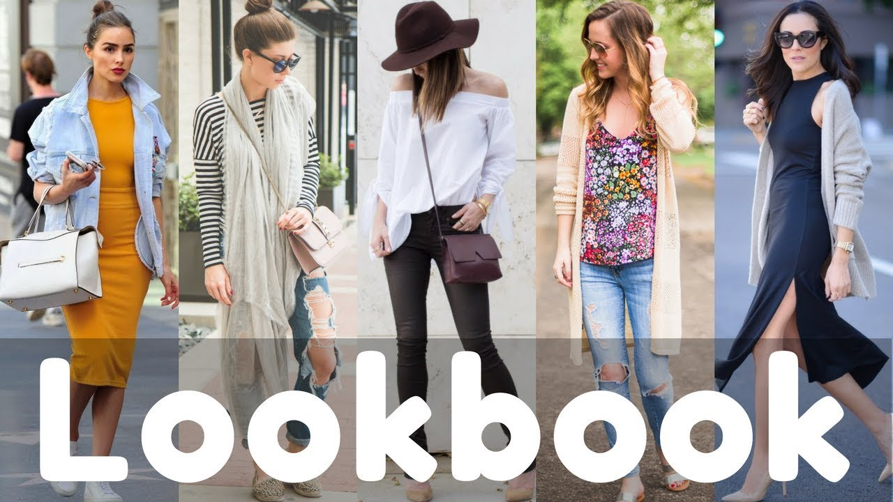 Latest Spring Casual Outfit Ideas Fashion Trends 2018 | Spring Fashion Lookbook 1