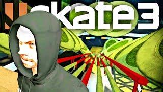 INSANE Custom Parks In Skate 3
