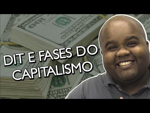 DIT e Fases do Capitalismo - Geografia - Prof. Chicão