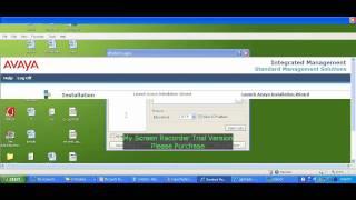 Avaya server Backup.wmv