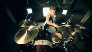 Pop That (French Montana, Rick Ross, Drake, and Lil' Wayne) Dylan Taylor Drum Cover