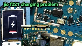 jio f221s charging solution||jio phone f221s charging problem solution