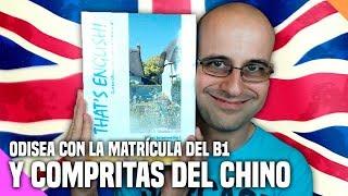 Odisea con la matricula del B1 y compritas en el chino - (Vlog) - La subred de Mario