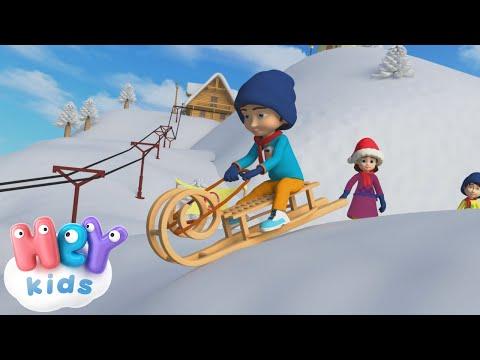 Cantec nou: Lo Slittino  Canzoni di Natale per Bambini in Italiano