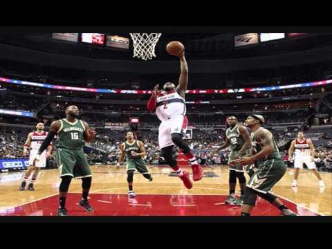 Milwaukee Bucks VS Washington Wizards Review 11/17/15