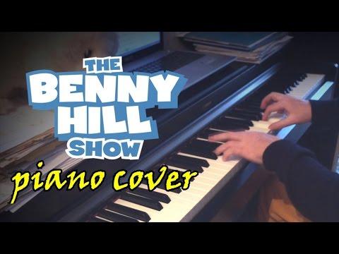 Benny Hill Theme [Piano Cover]