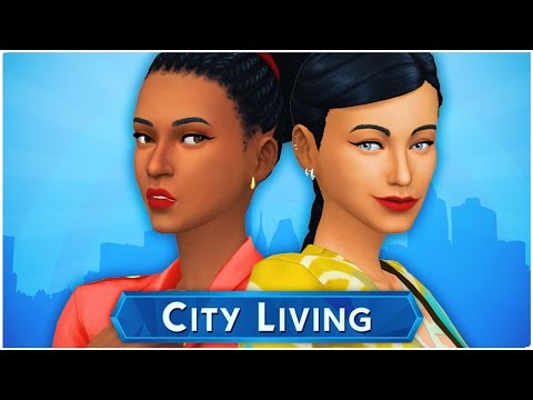Let's Play the Sims 4 City Living (Part 19) Scandal
