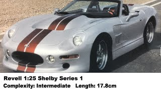 Revell 1:25 Shelby Series 1 Kit Review