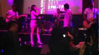 Hanya Dirimu (Recycle 'Dygta') Live at Hard Rock Cafe Jakarta - Windy Saraswati feat. Dennis Mp3