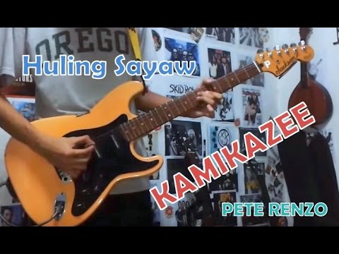 huling sayaw kamikazee guitar cover with chords and tab youtube. Black Bedroom Furniture Sets. Home Design Ideas
