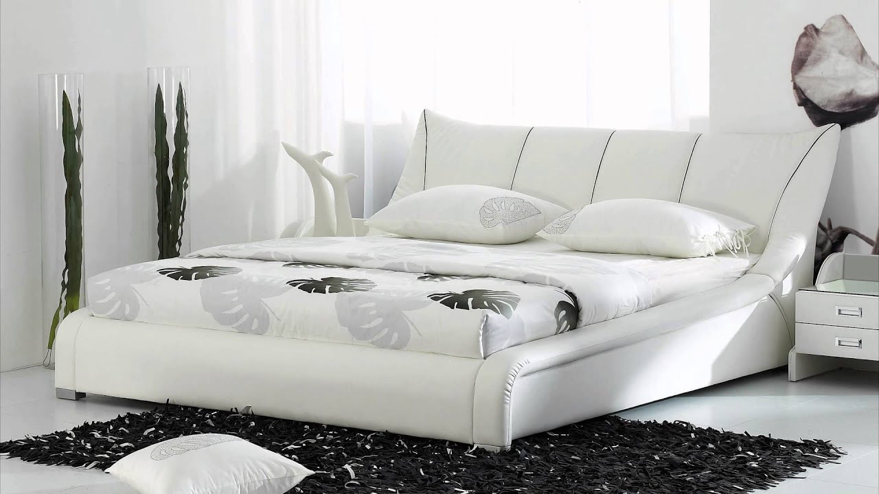 No Frame Double Bed