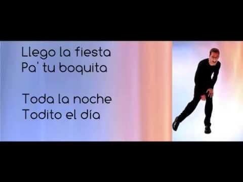 Ricky Martin Ft. Yotuel - La Mordidita(Con Letra)