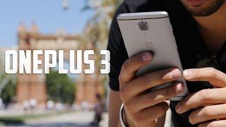 OnePlus 3, review en español