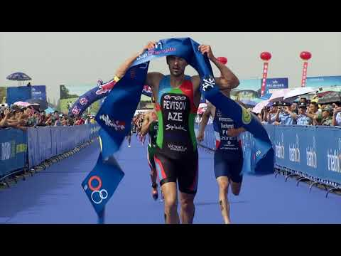 2018 Chengdu ITU World Cup - Elite Men's Highlights
