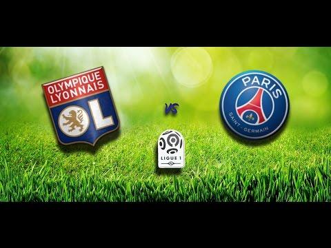 Olympique Lyonnais - Paris Saint-Germain (2-1) - 20152016 - J28- Match entier-HD