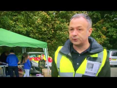 ITV Central News Report - Matthew Gill - FindLiggy