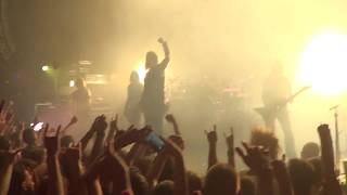 Amon Amarth - Runes to My Memory (live in Minsk - 29.08.17)