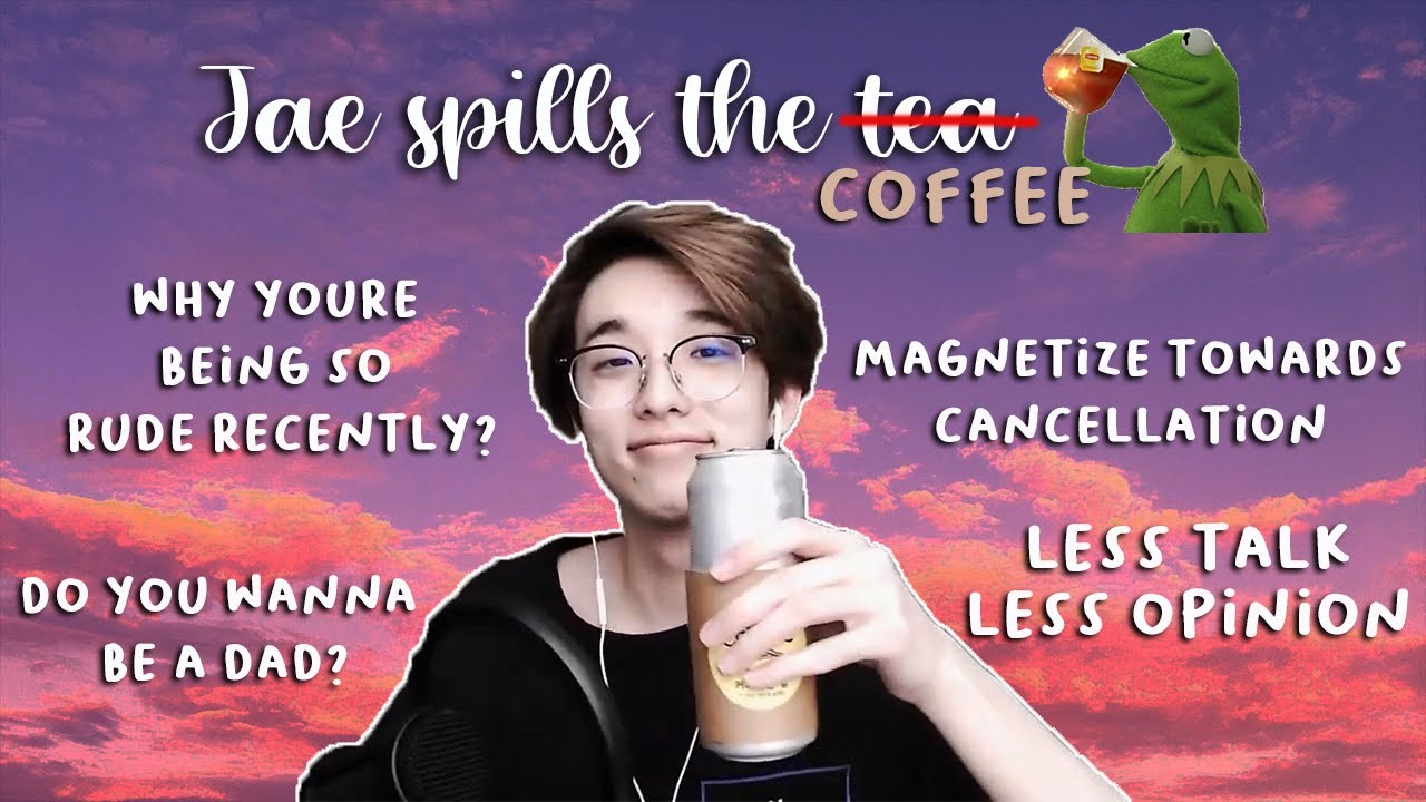 Jae (Day6) spills the tea | Cancel culture, Lawsuit, Snitch, Young people etc