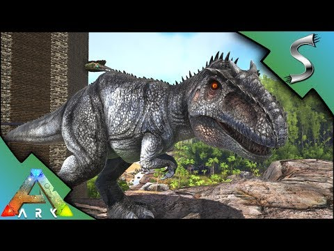 GIGA ARMY BREEDING & IMPRINTING! GIGANOTOSAURUS ARMY VS TITAN! - Ark: Survival Evolved [S3E111]