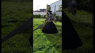 Yu-Gi-Oh! King's Court Celebration - Arcana Knight Joker 3D Model Showcase