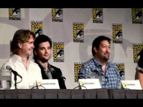 Full Coverage os SMALLVILLE at COMIC CON 2010 - Part 1