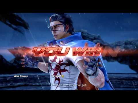Tekken 7 PS4 Hwoarang Arcade Playthrough