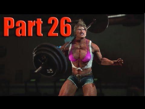 Dead Rising 3 Part 26 - Psychopath BOSS Jherii Gallo! Walkthrough XBOX ONE