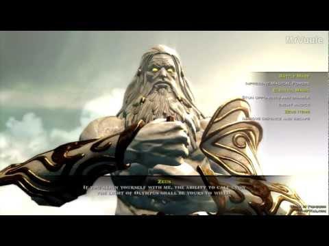 God of War: Ascension (BETA) - Zeus Tutorial