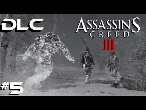 Assassin's Creed 3 DLC - Die Tyrannei von König George Washington - Die Schande Part 5 [Full-HD]