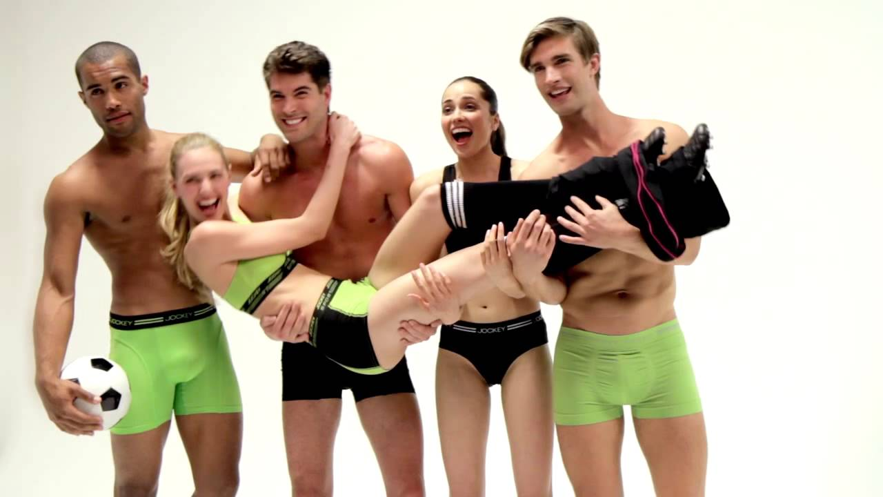 Watch Jockey Underwear: Show You're Jockey' Campaign video