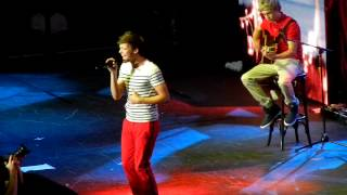 One Direction - Stereo Hearts/Valerie/Torn/Feeling Brisbane 18-4-12 HD
