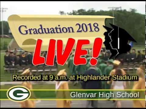 Glenvar High School Graduation 2018