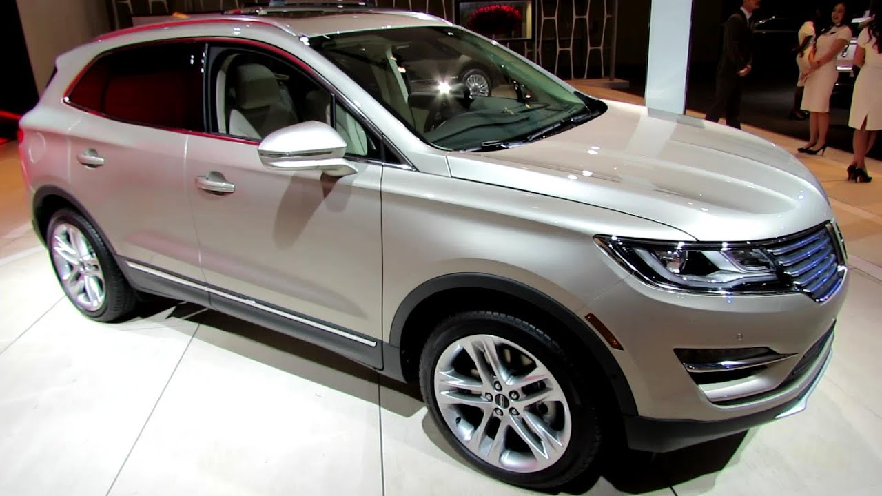 2015 Lincoln Mkc 2 3 Awd Exterior And Interior